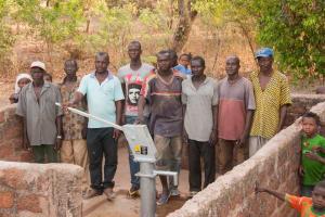 The Water Project: Zanawa Community -