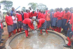 The Water Project: Mahakini Preparatory School -