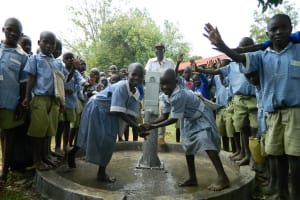 The Water Project: Ihonje Primary School -