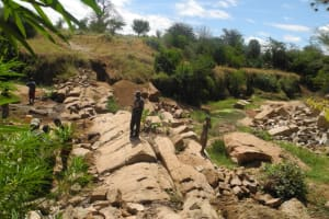 The Water Project: New Soweto Community -