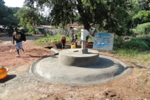 The Water Project: Tinitor Rehab - St. Lucia Well Rehabilitation -