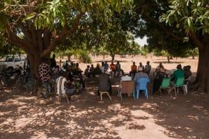 The Water Project: Sorendigui Community 2014 -