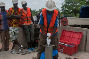 The Water Project: Wan Primary School -