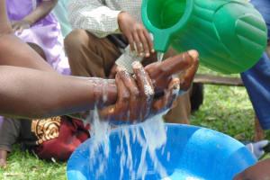 The Water Project: Mwonyonyi Community -