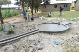 The Water Project: Emahungu Primary School -