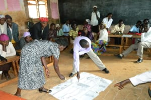 The Water Project: Surungai Primary School -