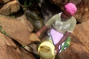 The Water Project: Kee Community F -