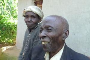 The Water Project: Standi Mboga Community, Bwetsulu Spring -
