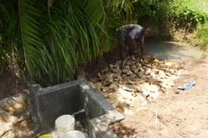 The Water Project: Timbito Community, Timbito Spring -