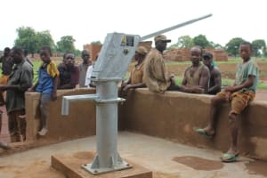The Water Project: Kombazien Community -