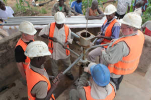 The Water Project: Dolo Community -