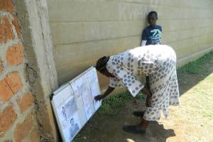The Water Project: Shikhambi United Pentecostal Church -