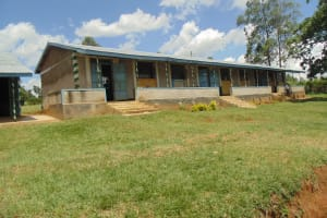 The Water Project: Amusere Primary School -
