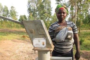 The Water Project: Kinama Village -