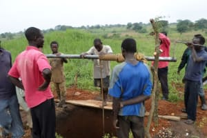 The Water Project: Mombi Community -