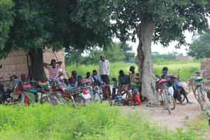 The Water Project: Sahore Village -