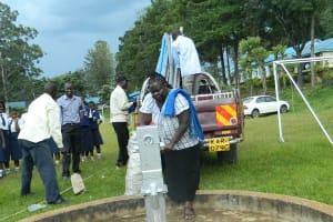 The Water Project: St. Mary's Gorreti Shikoti Girls Secondary School -