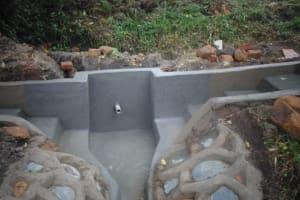 The Water Project: Mwiyala Community, Lihanda Spring -