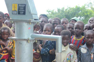 The Water Project: Habre Village -