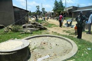 The Water Project: Lutaso Market -