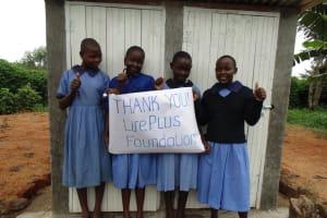 The Water Project: Bulanda Primary School -