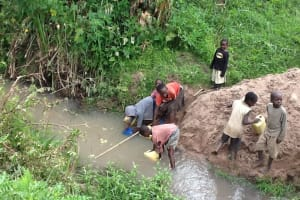 The Water Project: Mayunzwe Village -