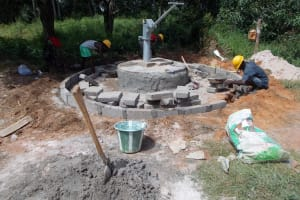 The Water Project: Makonkonday Maternal Health Center Well Rehabilitation Project -