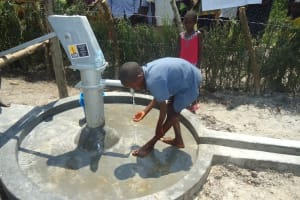 The Water Project: Akabereera Village -