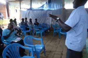 The Water Project: Molly Integrated Primary School -