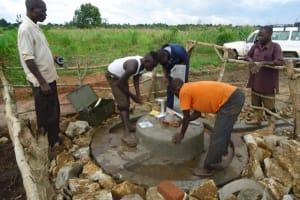 The Water Project: Kyankulu Village -