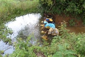 The Water Project: Kinyomozi Pili Pili -