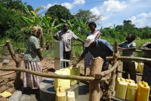 The Water Project: Pakanyi Centre -