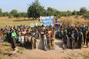 The Water Project: Nabale Community -