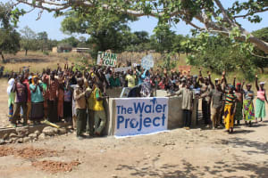 The Water Project: V4 Badone 2014 -