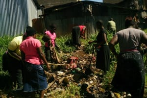 The Water Project: Mashimoni Water and Sanitation Project - 1 -