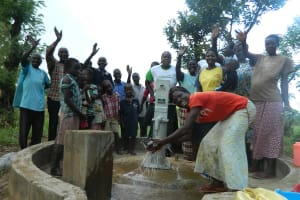 The Water Project: Mauna Community -