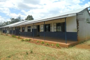 The Water Project: Shisango Secondary School -  Classes