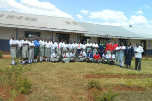 The Water Project: Shisango Secondary School -  Shisango Girls Secondary School