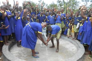 The Water Project: Sihanikha Primary School -