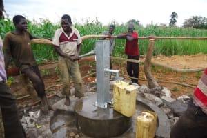 The Water Project: Kisindizi Podia -