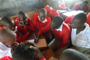 The Water Project: Shisango Secondary School -