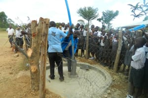 The Water Project: Tumaini Primary School -