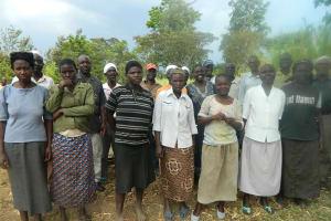 The Water Project: Burundu Community Well Rehabilitation Project -