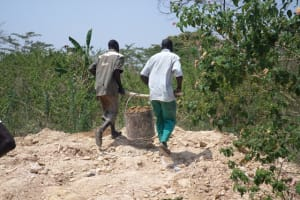 The Water Project: Kinyara I West Aywer Kilok -