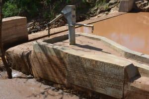 The Water Project: Kakima B Community C -