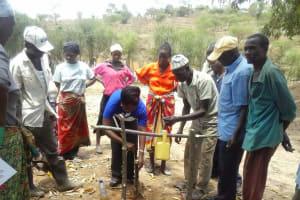 The Water Project: Musunguu Community -