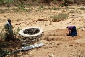 The Water Project: Musunguu Community A -