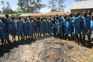 The Water Project: Nderema Primary School -