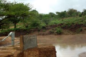 The Water Project: Kwa Mwatu Kyangwasi -