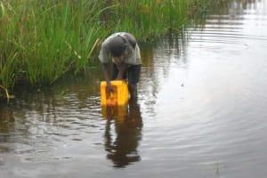 The Water Project: Rubona Village -